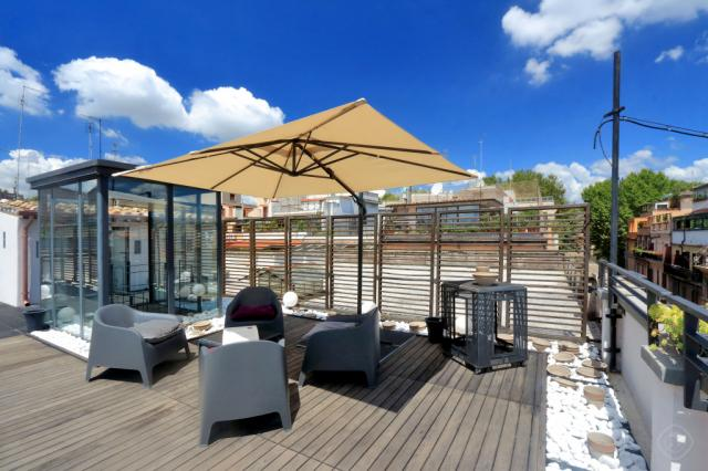 Ripa Terrace apartment Rome | Trastevere Area